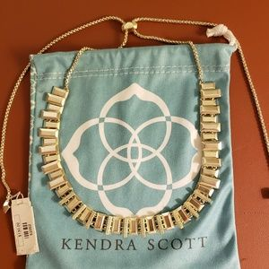 Kendra Scott Harper Choker Necklace NWT